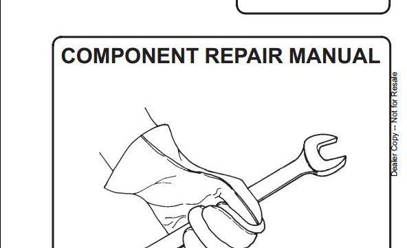 bobcat hydraulic cylinders service repair workshop manual