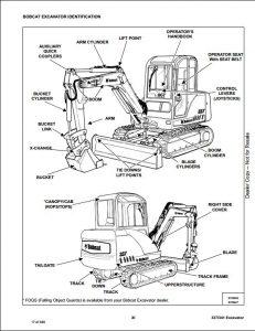 Bobcat 763 Engine Diagram