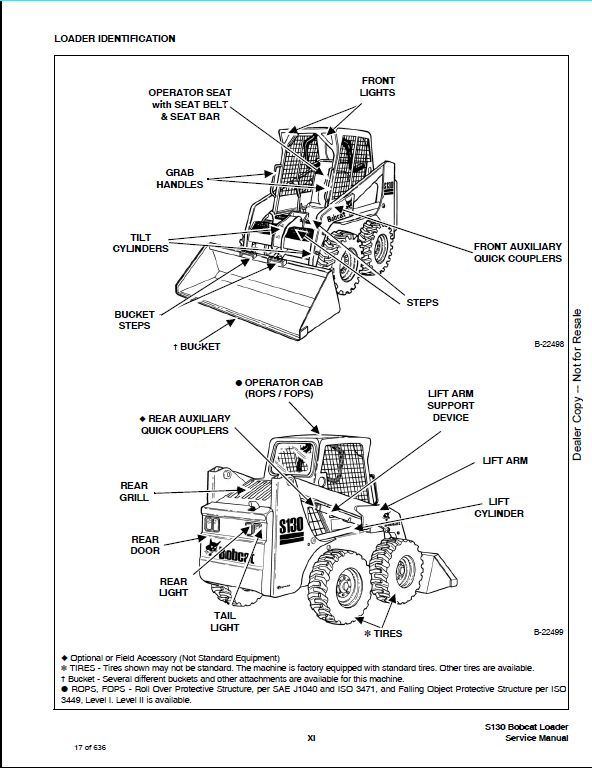 electrical wiring diagram bobcat 753