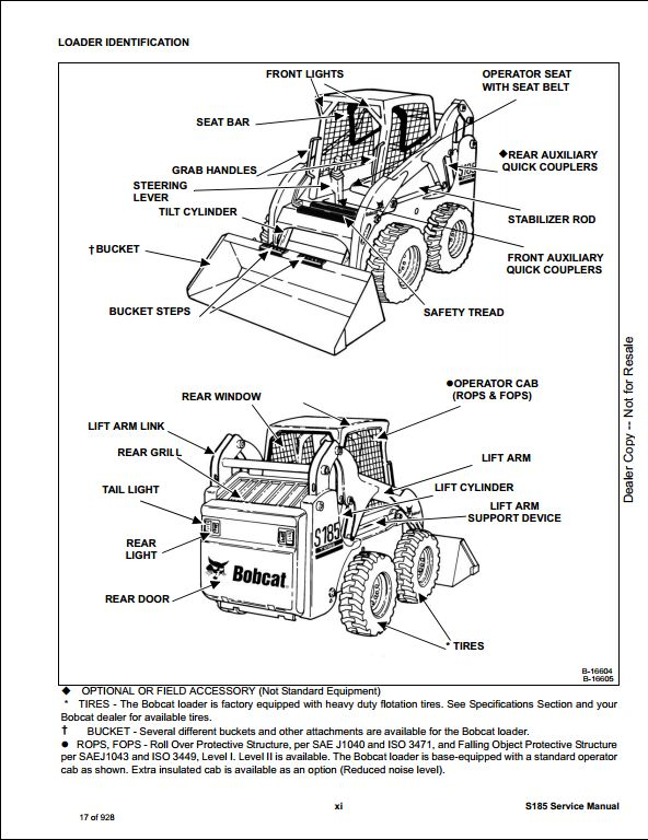 bobcat s185 wiring diagram