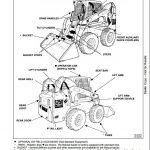 Bobcat S250 Turbo High Flow Skid Steer Loader Service Repair Workshop  Manual 520711001