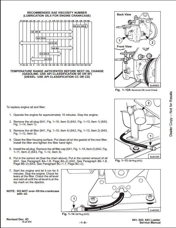 642b bobcat wiring diagram 642b automotive wiring diagrams