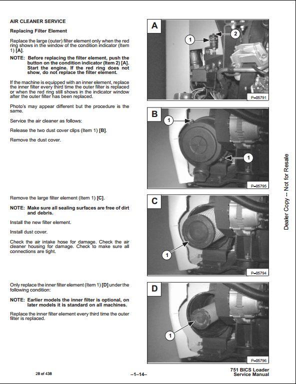 Bobcat 751 Skid Steer Loader Service Repair Workshop Manual ... on bobcat 753 parts diagram, bobcat hydraulic oil cooler fittings diagram, bobcat 863 parts diagram, bobcat 751 fuel system diagram, bobcat 873 parts diagram, bobcat s250 parts diagram, bobcat 773 parts diagram,
