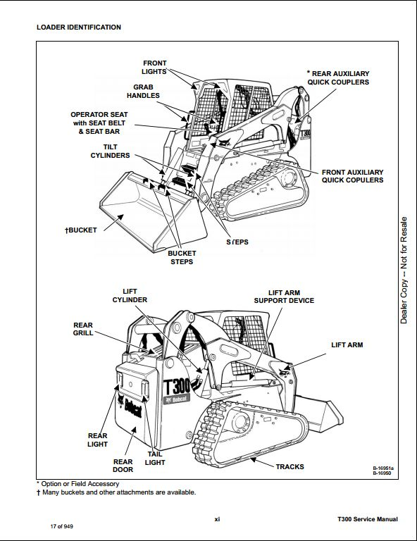 Bobcat T300 Compact Track Loader Service Repair Workshop Manual Kenworth Wiring Schematics Wiring Diagrams Bobcat S150 Wiring Diagram Bobcat 763 Parts Manual PDF At IT-Energia.com