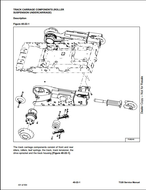 bobcat t320 parts diagram bobcat t320 compact track loader service repair workshop ... bobcat t320 wiring diagram