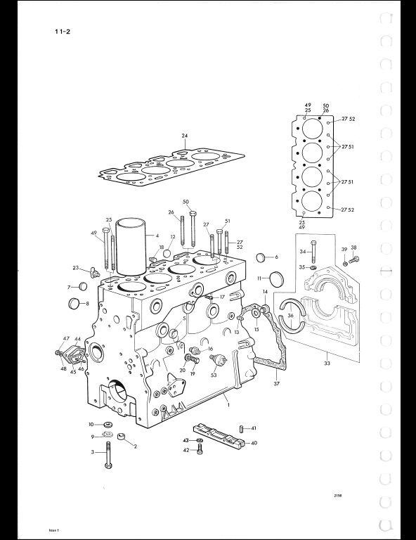 Jcb Perkins Engine Parts Manual A Repair Manual Store