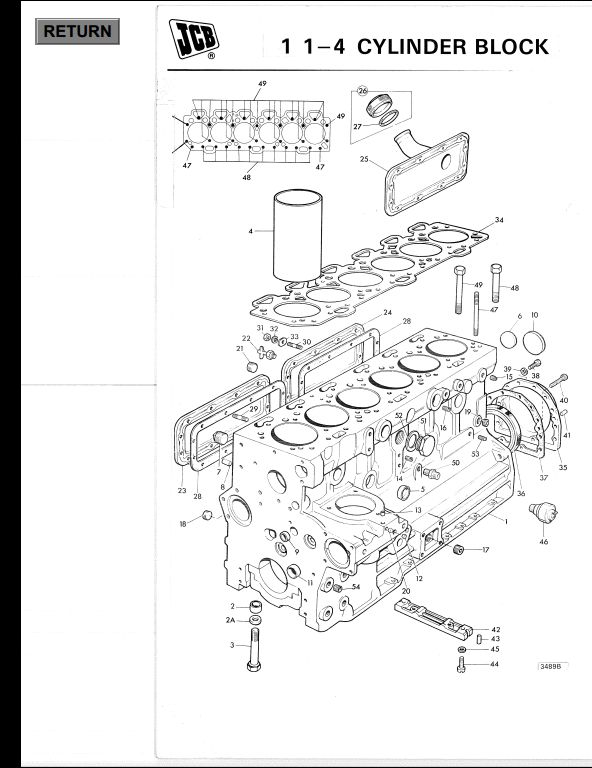 perkins 1104 engine wiring diagram