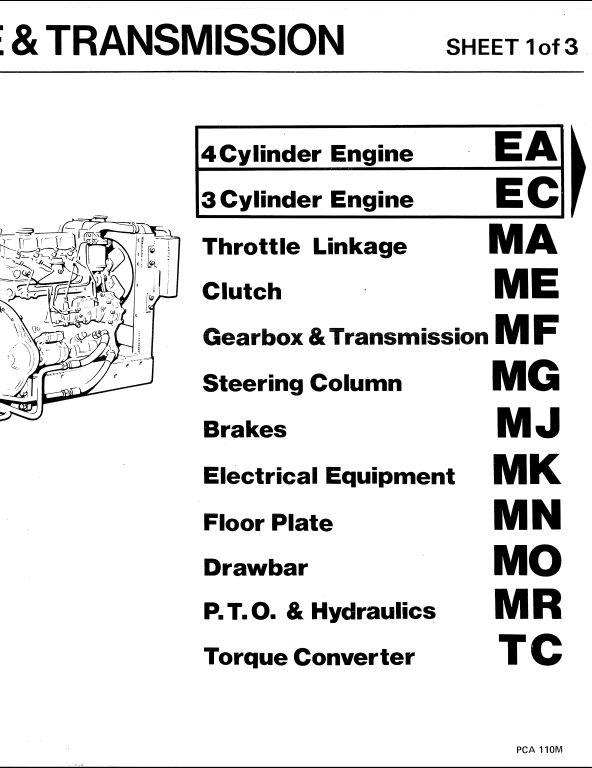 JCB Parts Manual | A Repair Manual Store