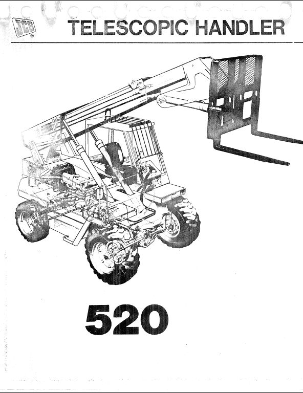 Jcb 520 Telescopic Handler Parts Manual A Repair Manual
