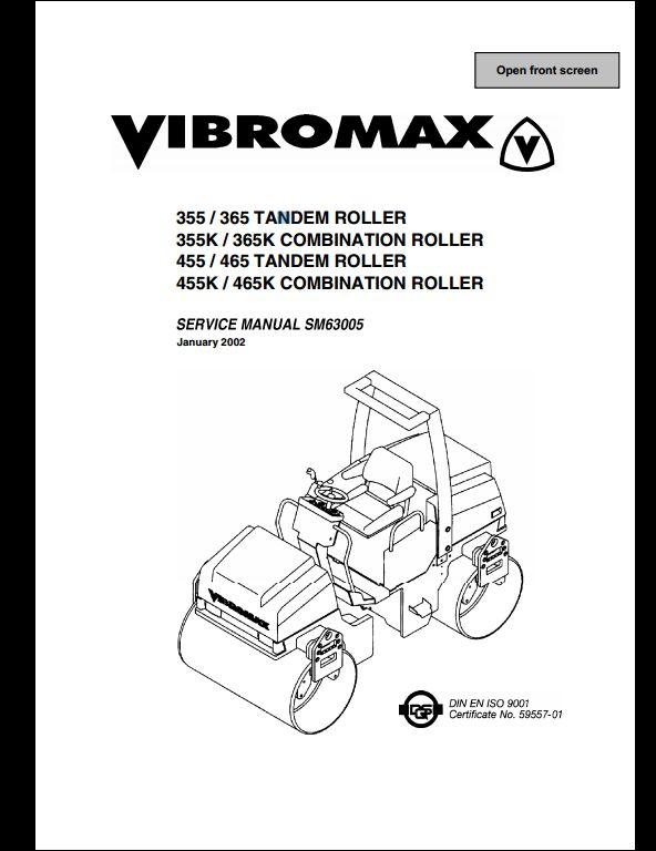 old vibromax