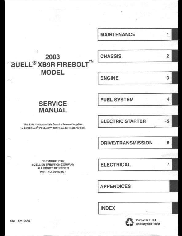 buell motorcycle a repair manual store rh arepairmanual com buell service manual free buell service manual free