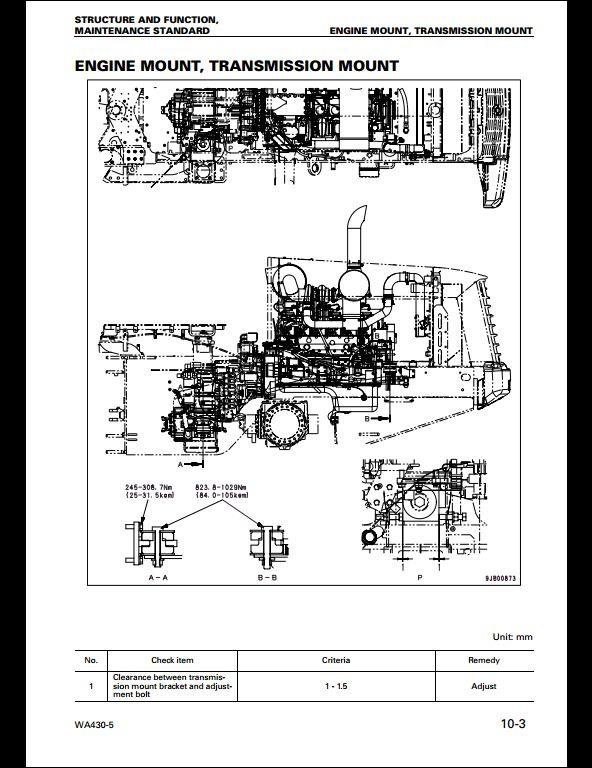 Komatsu Pc38uu repair Manual Download