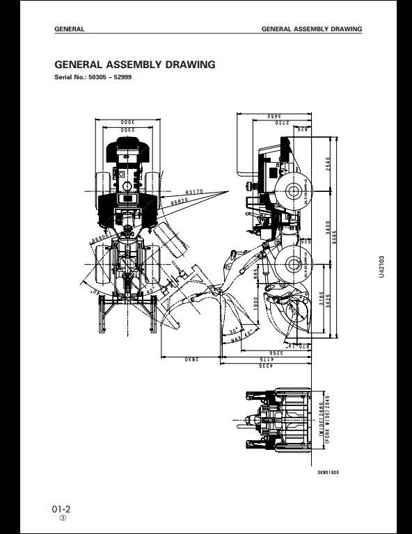 komatsu wheel loaders wa450