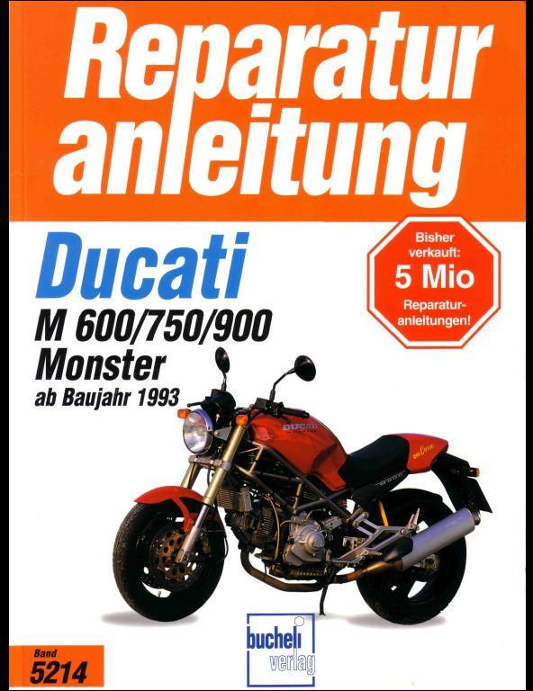 1993 ducati monster 600  750  900 motorcycle service repair