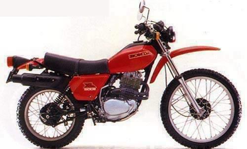 1979 honda xl 500 s motorcycle service repair workshop manual a rh arepairmanual com flymo xl 500 service manual honda xl500s service manual download
