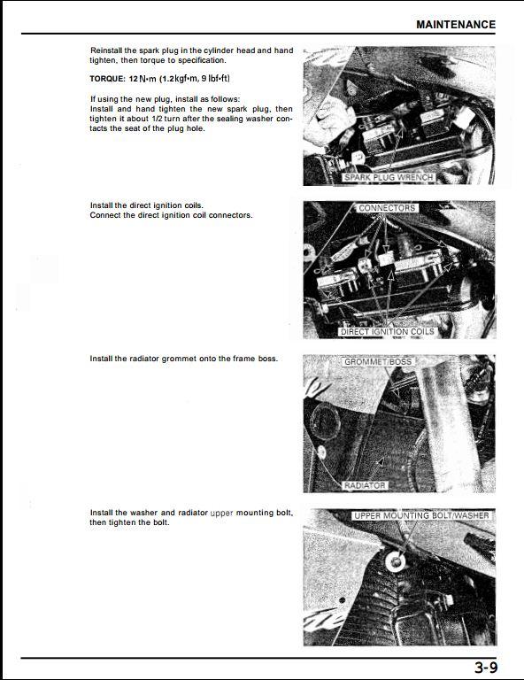 How To Remove Honda Cbr Ignition