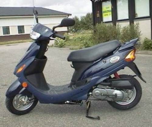 Kymco Filly Lx 50 Motocycle Service Repair Workshop Manual