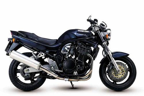 2000-2001 Suzuki GSF1200 Motocycle Service Repair Parts Manual
