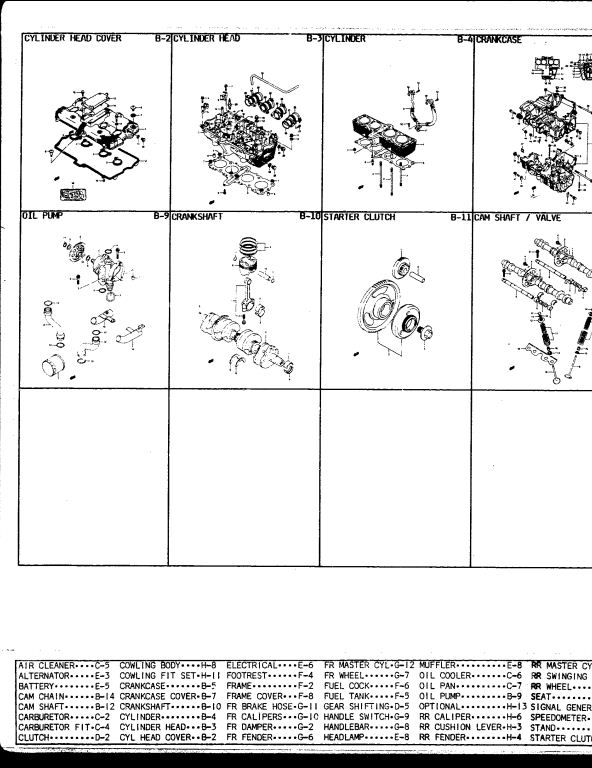 lawnboy 2 cycle 1991 service manual