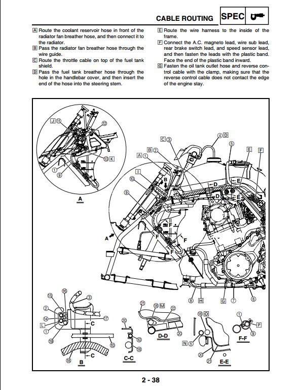 Yamaha Manual | A Repair Manual Store - Part 3