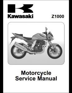 kawasaki wheel loader service manual