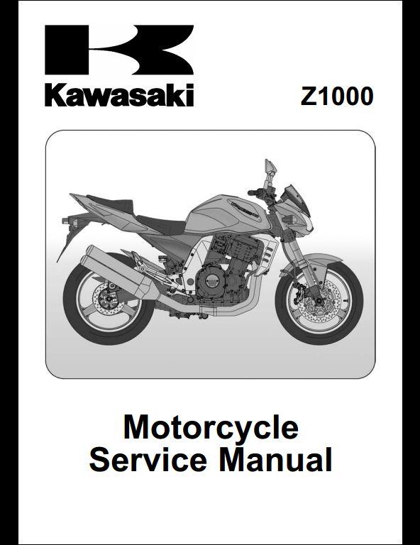 Kawasaki Motorcycle A Repair Manual Store