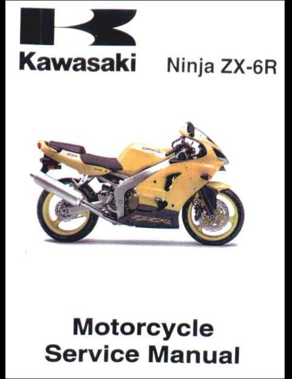 kawasaki motorcycle a repair manual store. Black Bedroom Furniture Sets. Home Design Ideas
