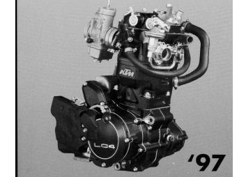 instant download ktm 400/620 lc4 sport motocycle engine service repair  workshop manual  this manual content all service, repair, maintenance,