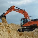 Doosan DX300LC Crawled Excavator Service Repair Workshop Manual