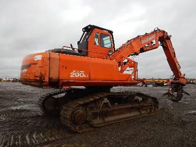 Doosan Solar 290LL Crawled Excavator Service Repair Workshop Manual