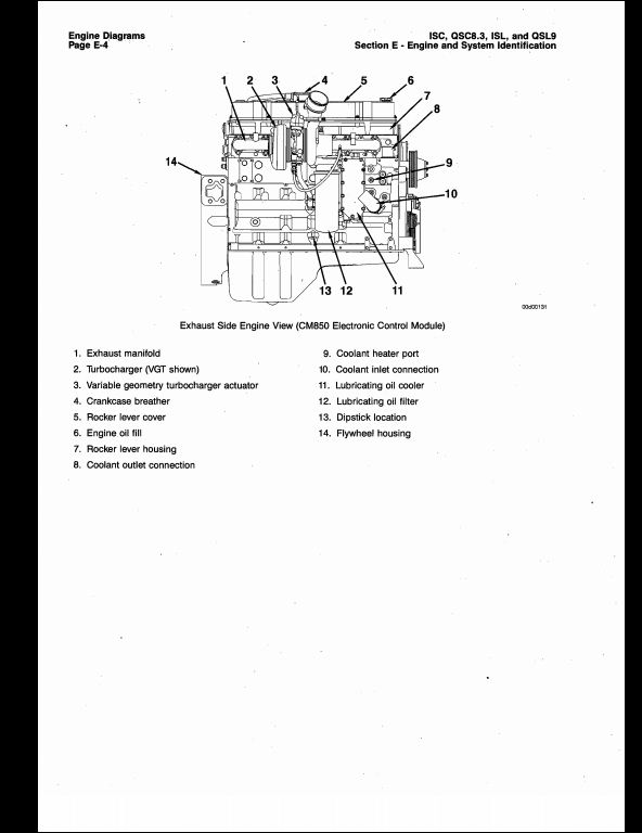 jcb cummins isc isce qsc8 3 isl and qsl9 engines troubleshooting and service repair manual a