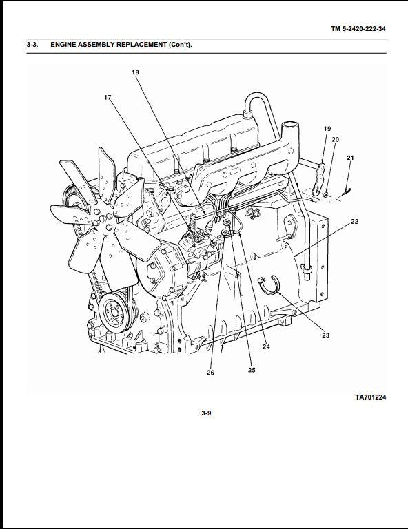 A Repair Manual Store: John Deere 9610 Bine Wiring Diagram At Daniellemon.com