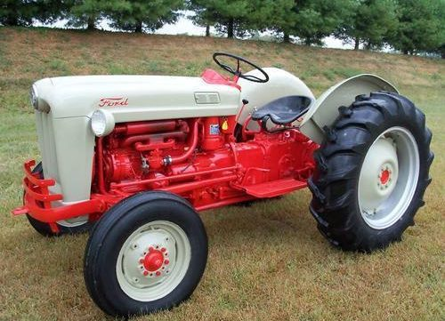 Ford Tractor 800 Series Specifications : Tractor manual a repair store