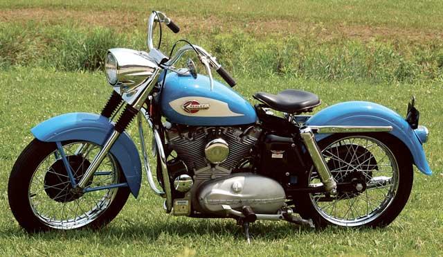 1959-1969 Harley-Davidson Sportster Motorcycle Service Repair Workshop on