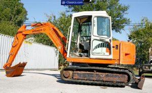 Terex Mini Crawler Excavator | A Repair Manual Store