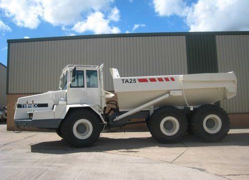 terex articulated truck a repair manual store rh arepairmanual com Terex Services T30 terex ta 30 service manual