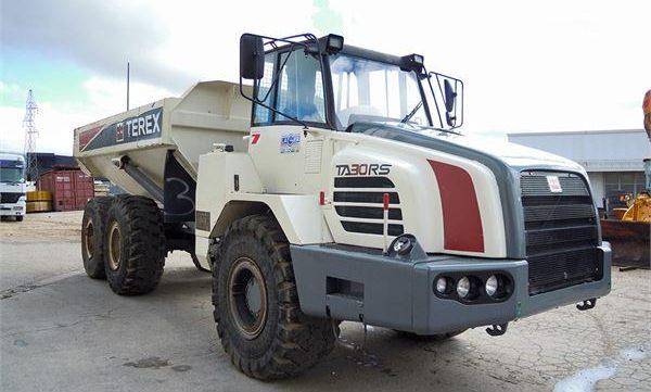 2005 terex ta30 tier 3 dump truck service repair workshop manual rh arepairmanual com Terex Dozer Terex Services T30