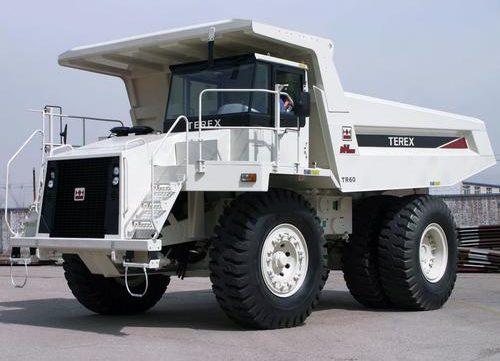 terex dump truck a repair manual store. Black Bedroom Furniture Sets. Home Design Ideas