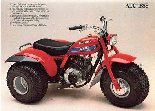 1980 185s  200 Motorcycle Service Repair Workshop Manual