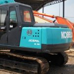 Kobelco Model SK100W-2 Hydraulic Excavator Service Repair Workshop Manual