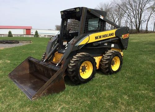 New Holland Skid Steer | A Repair Manual Store on