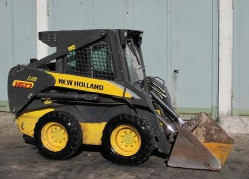 new holland skid steer a repair manual store rh arepairmanual com New Holland LS190 Engines New Holland LX565 Specs