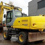 2005 New Holland MH6.6,MH8.6 Hydraulic Excavator Service Repair Workshop Manual