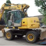 New Holland MHCity,MHPlus,MH5.6 Tier III Hydraulic Excavator Service Repair Workshop Manual