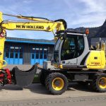 New Holland WE150,WE170,WE170C Wheeled Excavator Service Repair Workshop Manual
