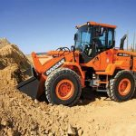 2010 Doosan DL220 Wheel Loader Service Repair Workshop Manual
