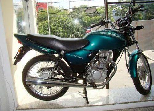 2002 honda cg125 titan ks es kse cg125 cargo motocycle service rh arepairmanual com Honda 150 Atlas Honda