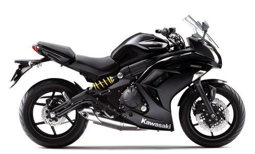 2005 Kawasaki Ninja 650r  Er Er