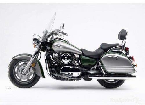 2003 Kawasaki Vulcan1600  Vn1600 Classic Motocycle Service