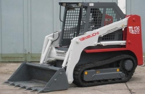 takeuchi skid steer loader a repair manual store rh arepairmanual com
